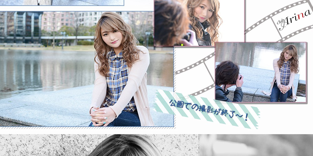安条 まりえ(Club Arina 福岡/中洲)スペシャルグラビア8