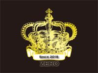 ZERO(ゼロ)ロゴ