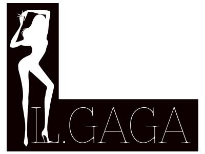 L.GAGA(エルガガ)のロゴ