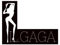 L.GAGA(エルガガ)ロゴ