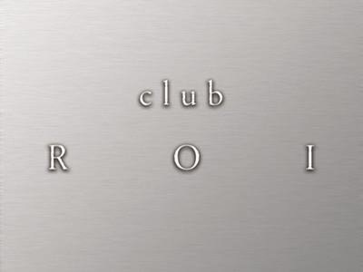 CLUB ROI(ロア)ロゴ