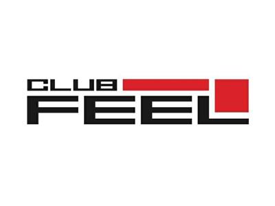 CLUB FEEL(フィール)ロゴ