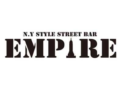 N.Y STYLE STREET BAR EMPIRE(エンパイア)のロゴ