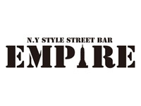N.Y STYLE STREET BAR EMPIRE(エンパイア)ロゴ