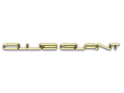 CLUB GLANT(グラント)ロゴ