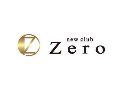 new club Zero(ゼロ)のロゴ