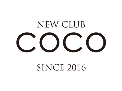 NEW CLUB COCO(ココ)ロゴ