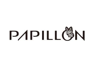 PAPILLON(パピヨン)ロゴ