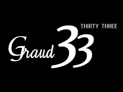 Grand 33 THIRTY THREE(グランド サーティスリー)のロゴ