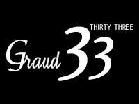 Grand 33 THIRTY THREE(グランド サーティスリー)ロゴ