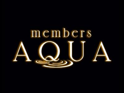 members AQUA(アクア)のロゴ