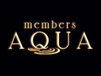 members AQUA(アクア)ロゴ